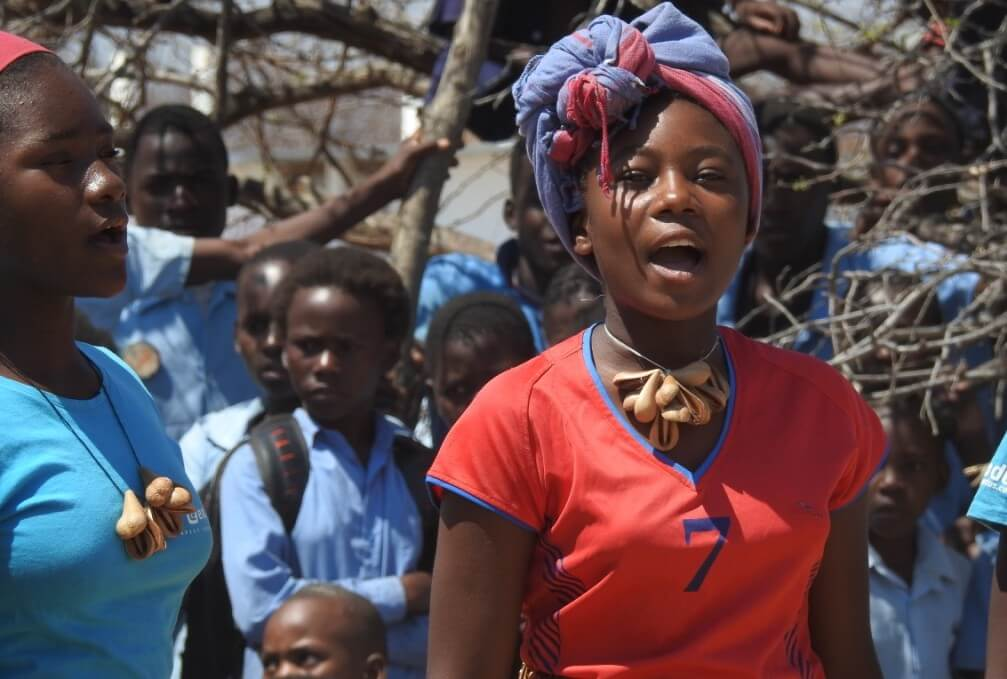 Meet the ohne babes in rural Zambia
