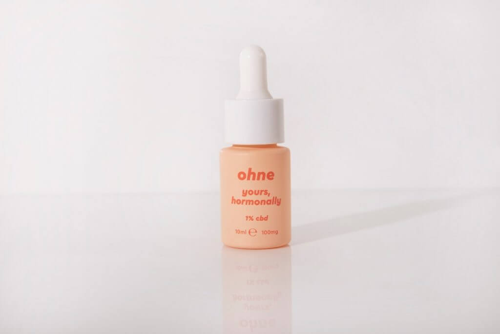 Balance For Moody Babes: ohne Launches New Daily 1% CBD!